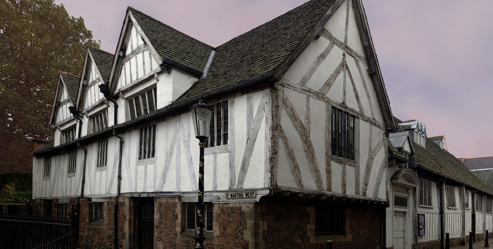 Episode 4 – Leicester Guildhall