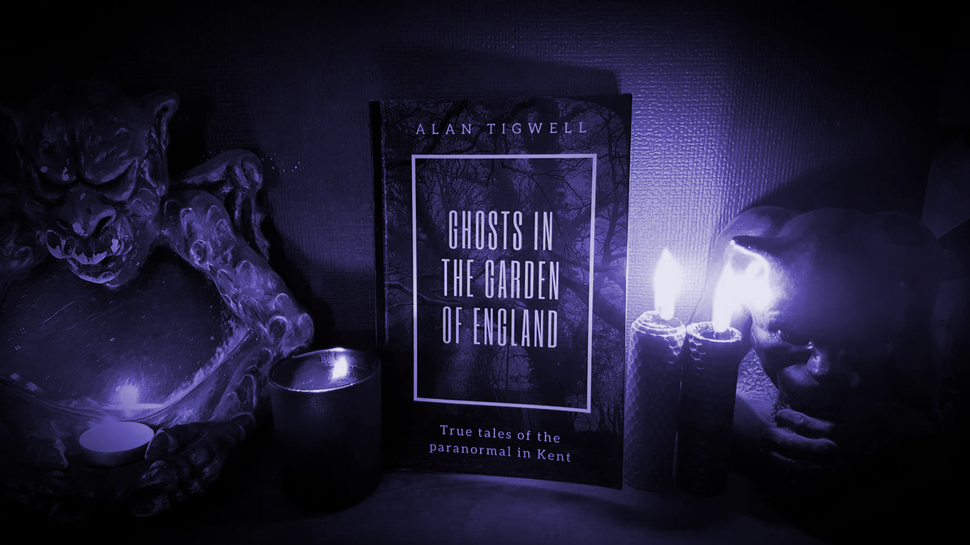 Episode 33 – Ghosts In The Garden Of England