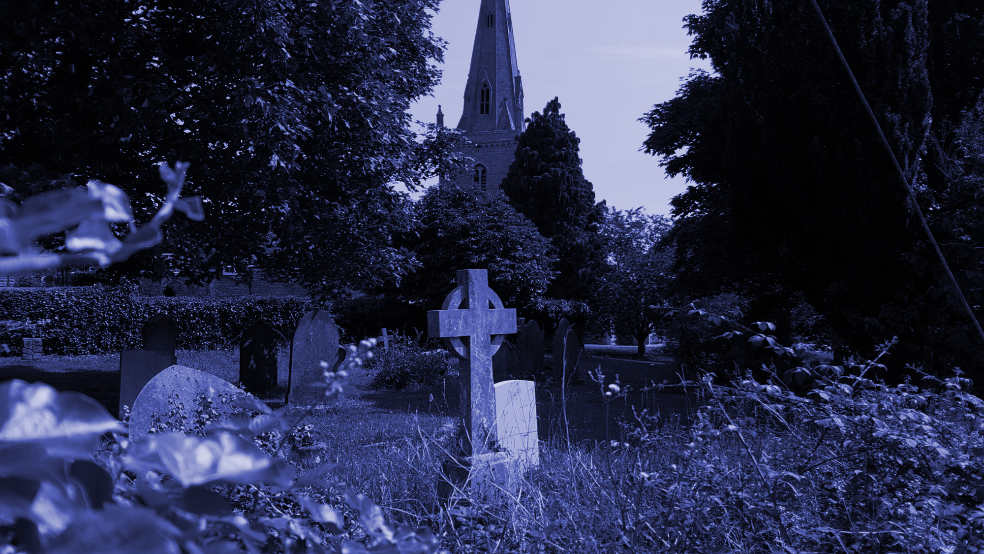 Paranormal Postcards – Woodford Church