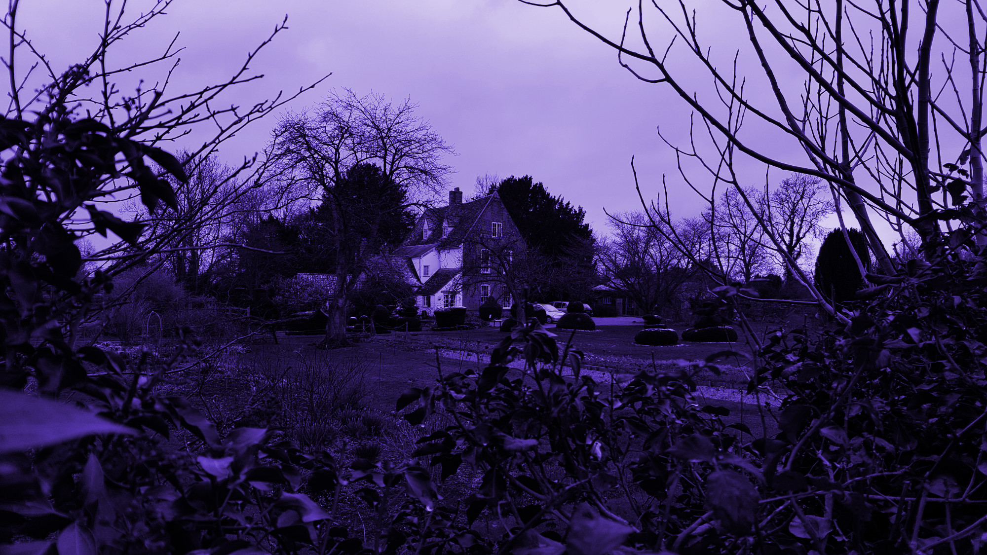 The Ghosts of Green Knowe